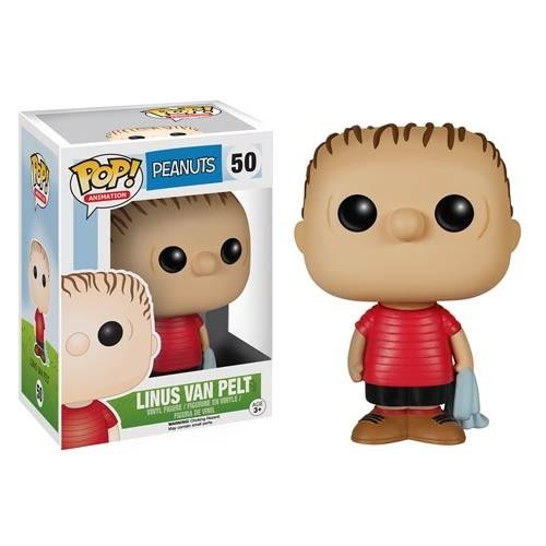 Snoopy - Figurine Pop Linus 10cm