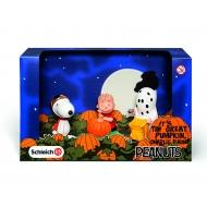 Snoopy - Pack 3 figurines Halloween 5 cm