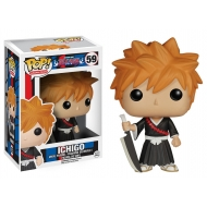Bleach - Figurine POP! Animation Vinyl figurine Ichigo 9 cm