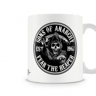 Sons of Anarchy - Mug Fear The Reaper