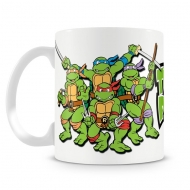 Les Tortues Ninja - Mug Turtle Power