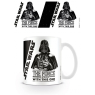 Star Wars - Mug The Force Is Strong