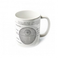 Star Wars - Mug Death Star Sketch