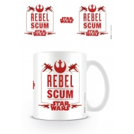 Star Wars - Mug Rebel Scum