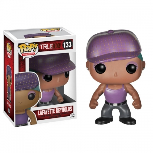 True Blood - Figurine Pop Lafayette Reynolds 10cm