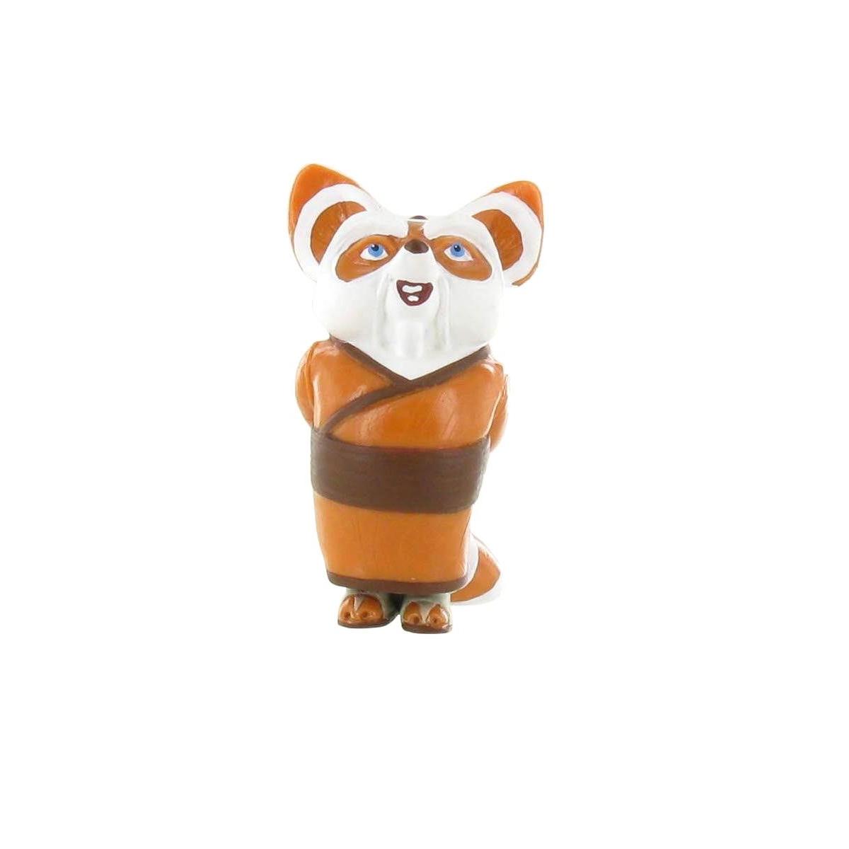 kung fu panda mini figurine shifu 6 cm figurine discount. Black Bedroom Furniture Sets. Home Design Ideas