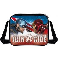 Captain America Civil War - Sac à bandoulière Join A Side