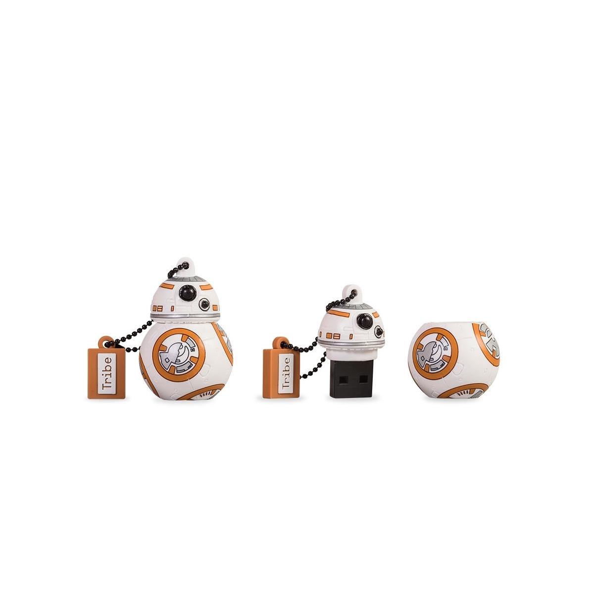 star wars episode vii cl usb bb 8 16 gb figurine discount. Black Bedroom Furniture Sets. Home Design Ideas