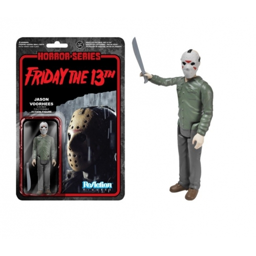 Vendredi 13 - Figurine Jason 10cm