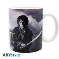 THE HOBBIT - Mug Bilbo & Tauriel - céramique avec boîte