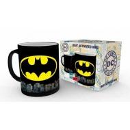 Batman - Mug décor thermique Logo Batman