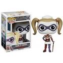 Batman Arkham Asylum - Figurine Harley Quinn figurine 9cm