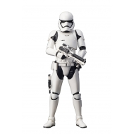 Star Wars Episode VII - Statuette PVC ARTFX+ 1/10 First Order Stormtrooper 18 cm