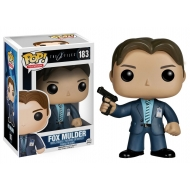 X-Files - Figurine Pop Fox Mulder 9cm