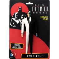 The New Batman Adventures - Figurine flexible Two-Face 14 cm