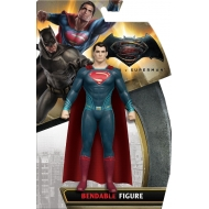 DC Comics - Batman v Superman figurine flexible Superman 14 cm