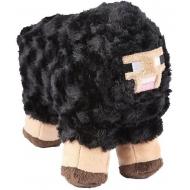 Minecraft - Peluche Black Sheep 25 cm