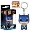 Batman - Figurine Porte Clé Batman 4cm
