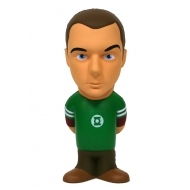 The Big Bang Theory - Figurine anti-stress Sheldon Cooper 14 cm