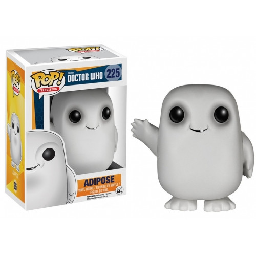 Doctor Who - Figurine Pop Adipose 10cm