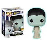 Classic Monsters - Figurine Pop Bride of Frankenstein Glow in the Dark 9cm Exclu