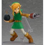 Legend of Zelda, The - The Legend of Zelda A Link Between Worlds figurine Figma Link DX Edition 11 cm