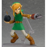 The Legend of Zelda A Link Between Worlds - Figurine Figma Link DX Edition 11 cm