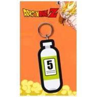 Dragonball Z - Porte-clés caoutchouc Capsule 7 cm