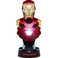 Iron Man - Captain America Civil War buste 1/6  Mark XLVI 11 cm