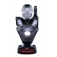 Iron Man - Buste 1/6 War Machine Mark III 11 cm