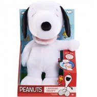 Snoopy - Peluche sonore Laughing Snoopy 28 cm