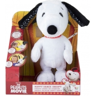 Snoopy - Peluche sonore Dancing Snoopy 28 cm