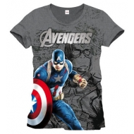 Avengers - T-Shirt Captain America