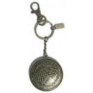 Game of Thrones - Porte-clés métal Stark