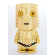 Star Wars - Lampe d'ambiance Look-ALite LED Mood Light C-3PO 25 cm