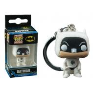 Batman - Porte-clés Pocket POP! Batman Bullseye 4 cm