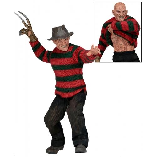 Freddy Krueger Figurine Nightmare On Elm Street 3 Retro Freddy