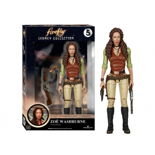Firefly - FigurineLegacy Collection Zoe Washburne 15cm