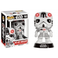 Star Wars - POP! Vinyl Bobble Head At-At Driver Limited Edition 9 cm