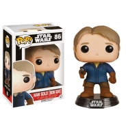 Star Wars - Episode VII POP! Vinyl Bobble Head Han Solo (Snow Gear) 9 cm