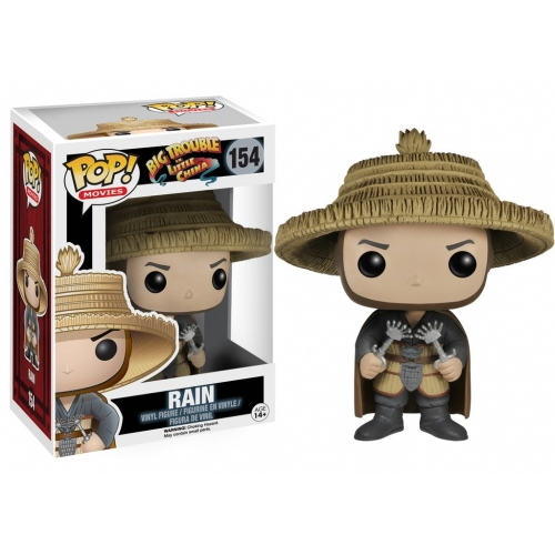 Big Trouble in Little China - Figurine Pop Rain 9cm