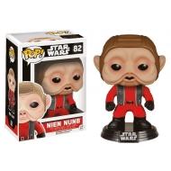 Star Wars - Episode VII POP! Vinyl Bobble Head Nien Nunb 9 cm
