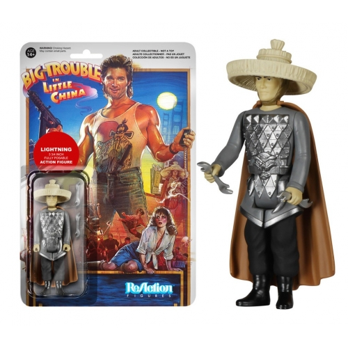 Big Trouble in Little China - Figurine Reaction Lightning 10cm