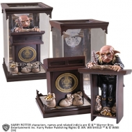 Harry Potter - Statuette Magical Creatures Gringotts Goblin 19 cm