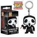 Scream - Figurine Porte-clé Pocket Pop Ghostface 4cm