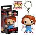 Horror - Figurine Porte-clé Pocket Pop Chucky 4cm