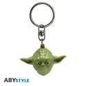 Star Wars - Porte-clés 3D Yoda