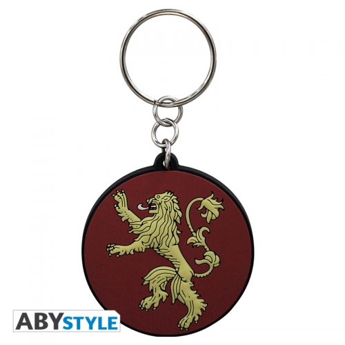 Game Of Thrones - Porte-clés PVC Lannister