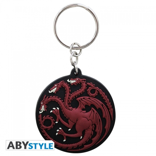 Game Of Thrones - Porte-clés PVC Targaryen