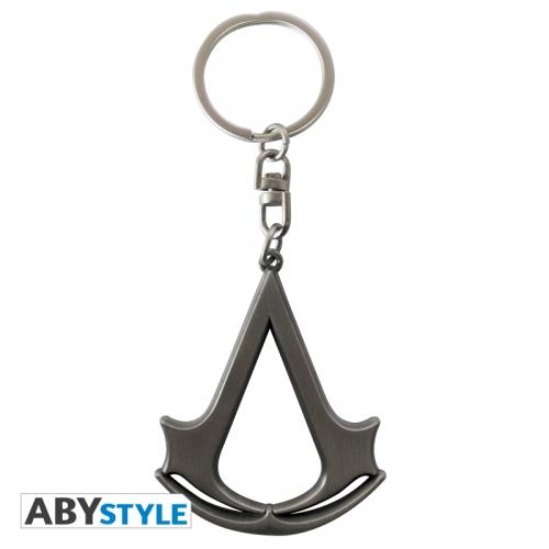 Assassin's Creed - Porte-clés 3D Crest